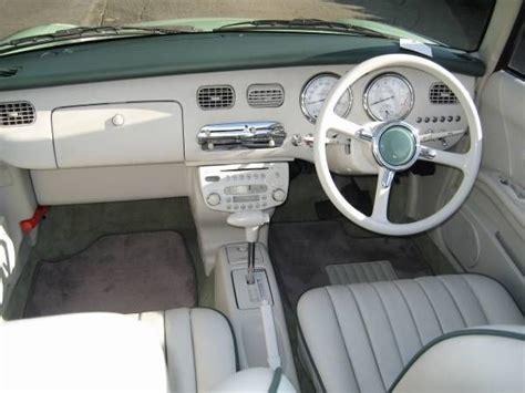 nissan figaro interior the 25 best nissan figaro ideas on pinterest retro cars