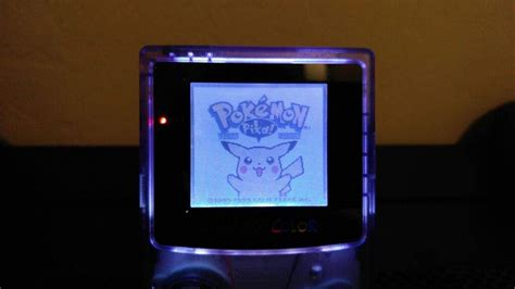 gameboy color frontlight mods gameboy color frontlight mod amino