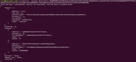 Write a program that takes a bitcoin address as argument, and checks whether or not this address is valid. How to Interact with Blockchain — userlinux.net