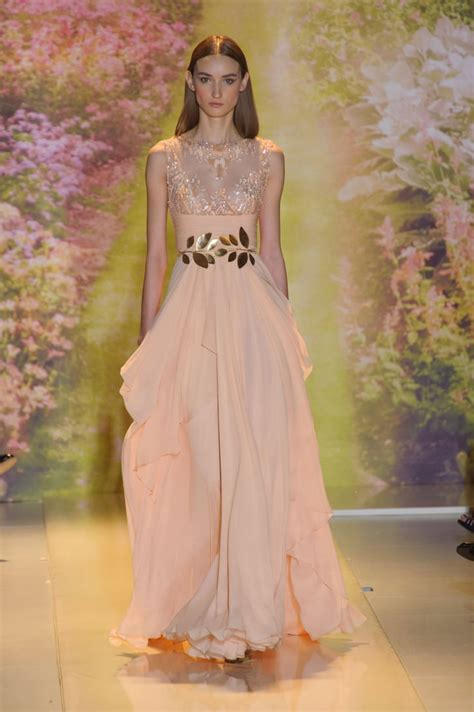 Zuhair Murad Haute Couture Spring 2014   Zuhair Murad ...
