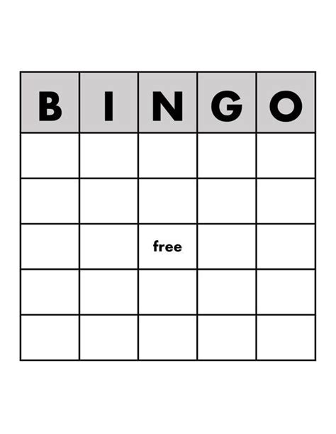 bingo card template word document bingo template editable by alldayaba products