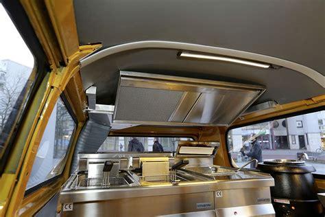 volkswagen  bus turned  currywurst  wheels