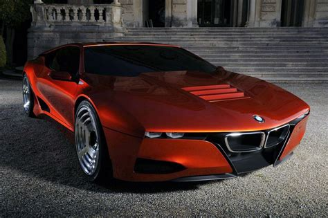 2013 Bmw M1 Supercar To Appear With A Different Outlook