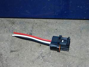 88 92 Camaro Trans Am Corvette Alternator Wiring Connector