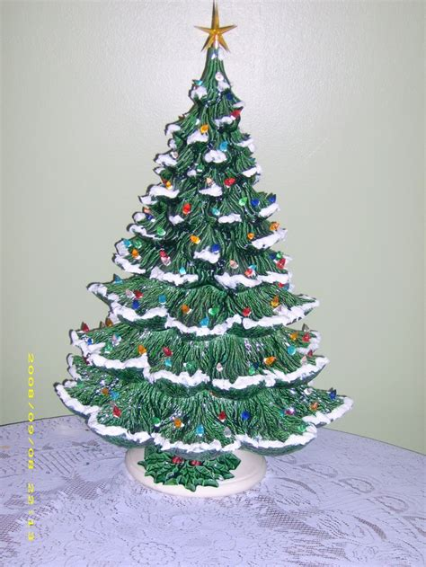 ceramic xmas trees for sale