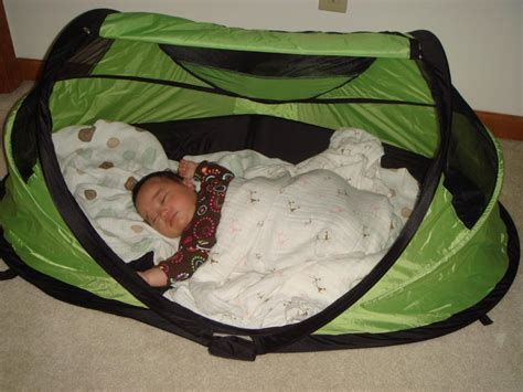 Peapod Pop-up Portable Kid-bed -- Tensegrity For Your