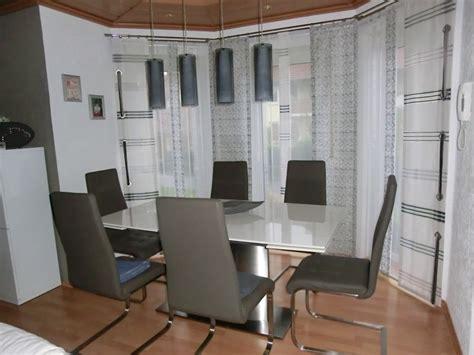 Erker Gardinen erker gardinen gardinen esszimmer erker design 10 wohnung ideen