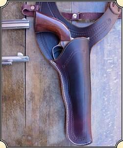 Z Sold Western Shoulder Holster For Small Frame Revolvers