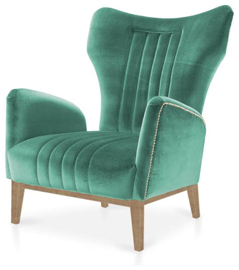 turquoise accent chair venus chair in turquoise