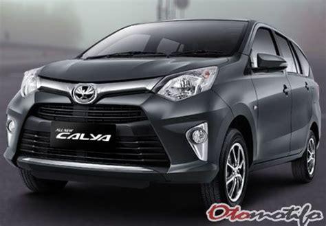 Review Toyota Calya by Harga Toyota Calya 2019 Spesifikasi Matic Dan Manual