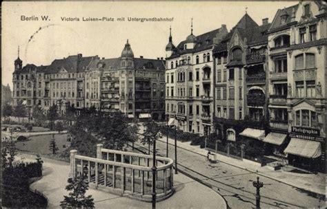 Ansichtskarte Postkarte Schöneberg Berlin Pestalozzi