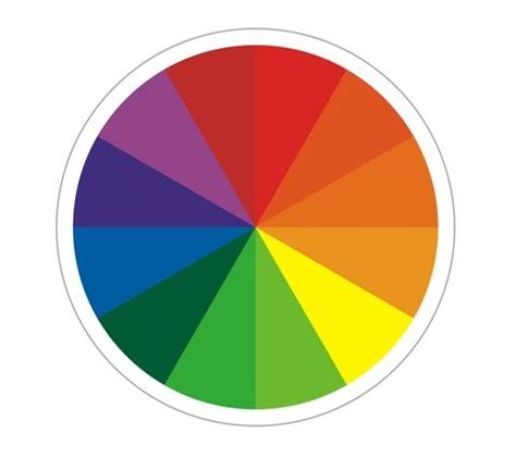 make your own color wheel and color chart a and