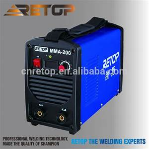 New Style High Quality Welding Machine Diagram A Model