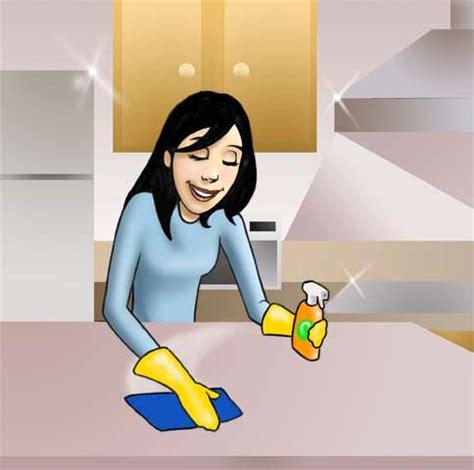 consejos  limpiar la cocina ycomo