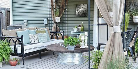 gorgeous patio furniture on a budget home decor ideas patio decorating ideas on a budget ketoneultras com