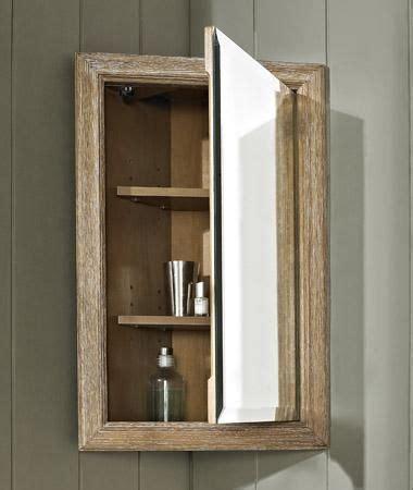 Corner Bathroom Medicine Cabinet Mirrors by Fairmont Designs Rustic Chic Corner Medicine Cabinet 142