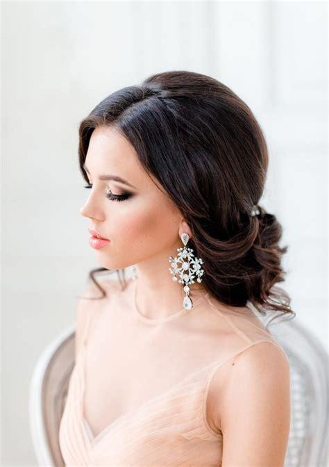 medium length wedding hairstyles   magment