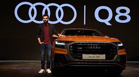 Audi Q8 Flagship SUV Launched in India By Indian Cricketer ...
