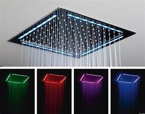 RAIN LIGHT SQUARE Douche de tête(ref:82770) PAINI FRANCE A47004INT