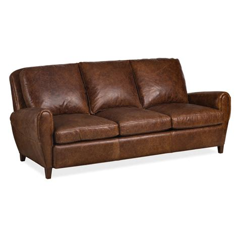 hancock and moore leather ottoman hancock and moore 6335 3 renee leather sofa discount