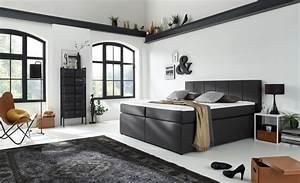 Boxspringbett B Ware : sam boxspringbett hotelbett 180 x 200 cm stoffbezug grau sassari demn chst ~ Watch28wear.com Haus und Dekorationen