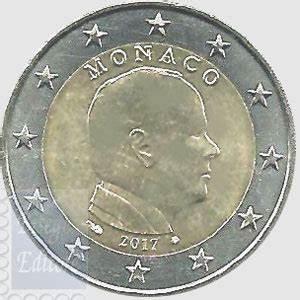 2 Euro Monaco 2017 : monete euro fior di conio unc non commemorativo 2 ~ Jslefanu.com Haus und Dekorationen