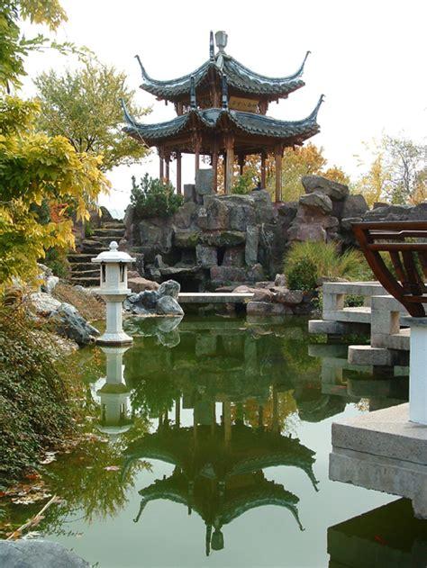 Verschönerungsverein Stuttgart  Chinesischer Garten
