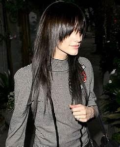 Extream Fashion: Ashlee Simpson Black Hair