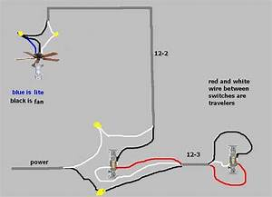 fanciful ceiling fan switch wiring designs ideas and With hunter ceiling wiring diagram on how to install ceiling fan installing