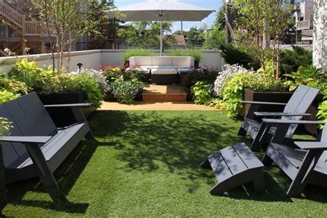 beautiful roof garden design ideas