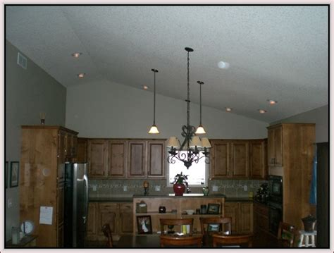 recessed lighting placement vaulted ceiling lighting
