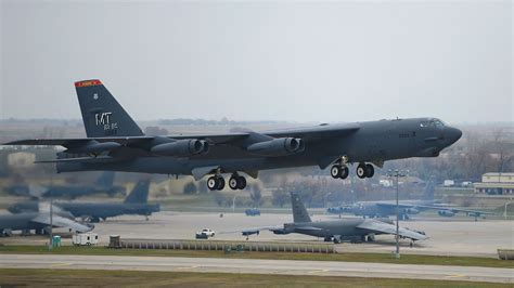 B-52 Stealth Bomber Airforce