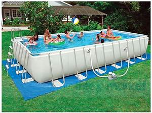 Neu Swimming Pool : ultra frame swimming pool 732x366x132 schwimmbad komplett 54478 intex neu 108899 ebay ~ Markanthonyermac.com Haus und Dekorationen
