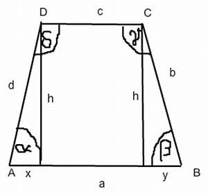 Kräfte Berechnen Winkel : trigonometrie berechnen in einem trapez mit pythagoras und winkelfunktionen mathelounge ~ Themetempest.com Abrechnung