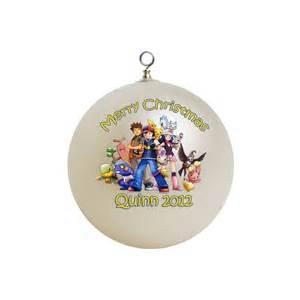 personalized pokemon christmas ornament 3