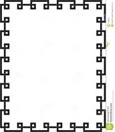 a frame plans free geometric border royalty free stock photo image 5728955