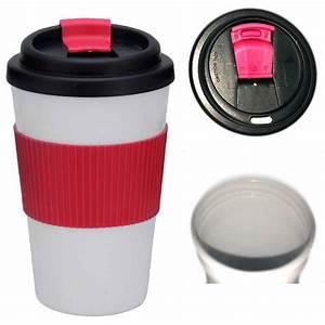 Coffee To Go Becher Thermo : coffee to go kaffe tee becher doppelwandig thermo silikonring schraubverschluss ebay ~ Orissabook.com Haus und Dekorationen