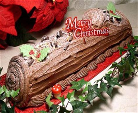 yule log cake decorations www indiepedia org