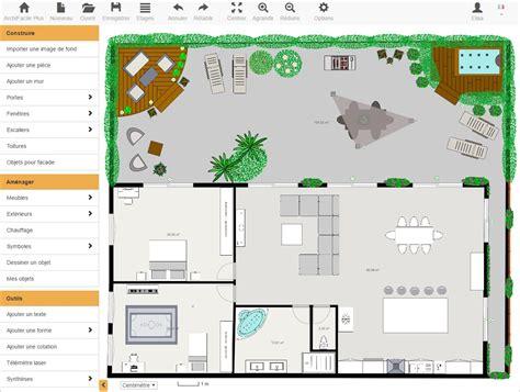 logiciel chambre 3d plan de maison gratuit en ligne ciabiz com