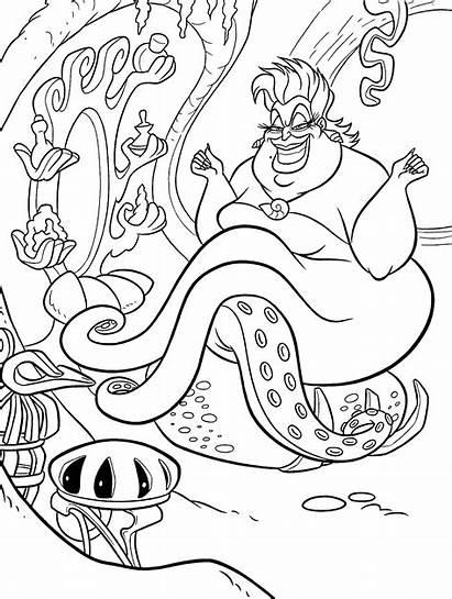 Coloring Pages Ursula Ratatouille Spirit