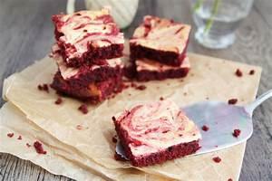 Brownies Rezept Amerikanisch : marmorierte red velvet brownies c b with andrea ~ Watch28wear.com Haus und Dekorationen