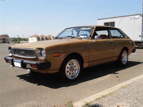 Toyotas For Sale by 1979 Toyota Corolla Te51 Liftback For Sale
