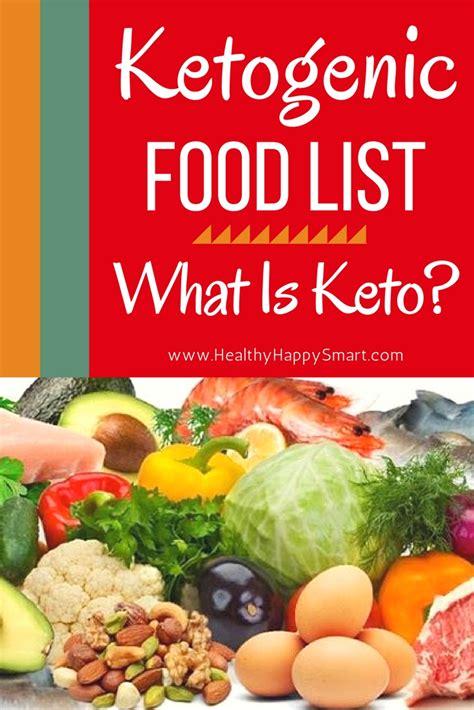 ketogenic food list   keto diet healthyhappy
