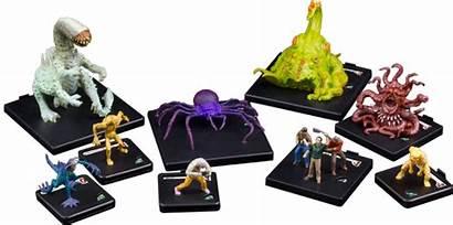 Horror Arkham Monster Figures Games Fantasy Monsters