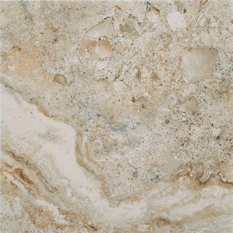 Florida Tile Grandeur Nature by Florida Tile Home Collection Venetia Grey 12 In X 12 In