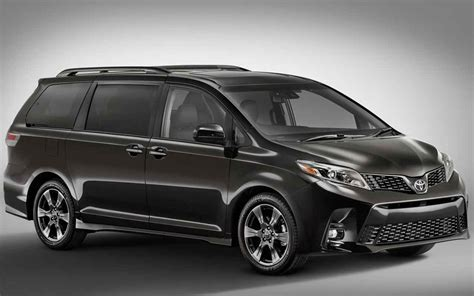 2019 Toyota Sienna Redesign, Specs And Release Date Cars