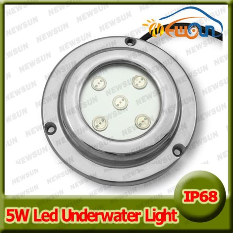 Surface Mount Underwater Boat Lights by 5w Surface Mount Led Underwater Light Yacht Boat Light