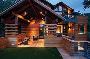 Photo Gallery  Model Of Modern Wooden Minimalist Home Design