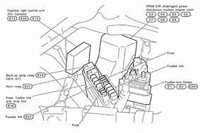 2004 350z Fuse Diagram