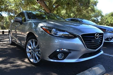 All New 2014 Mazda3 It's A Game Changer
